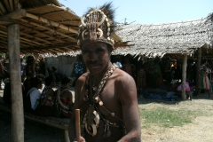 Another Traditional Tribal Man