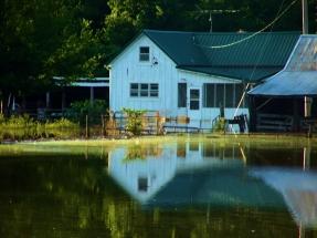 2007 Osage River Flood in Rockville, MO